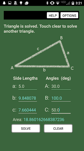 All Triangle Solver Ad-Free