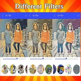 Extra Art Filter: Photo Editor - náhled