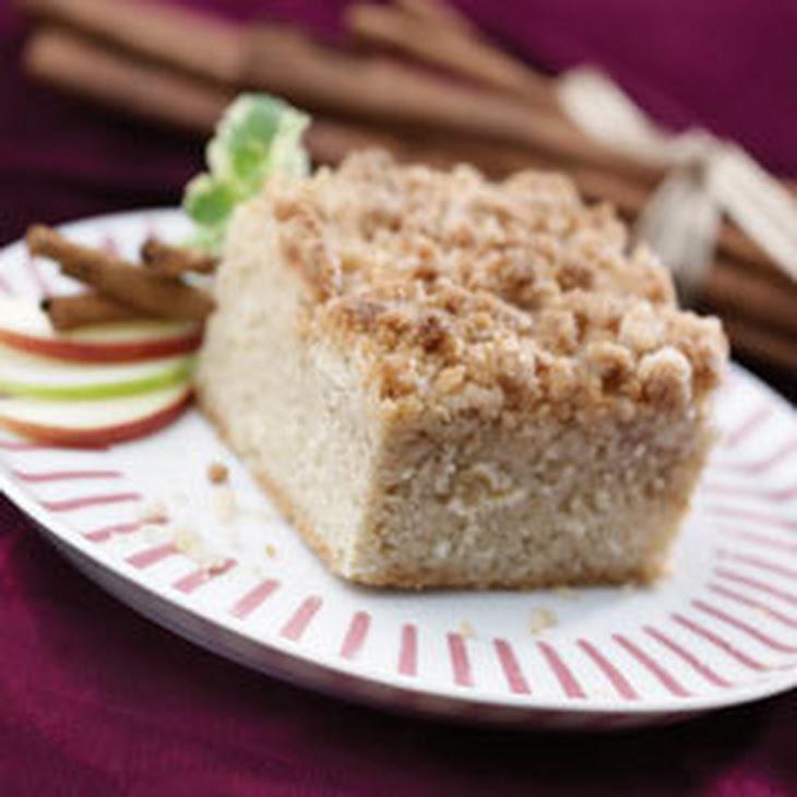 Apple Spice Crumb Cake Recipe