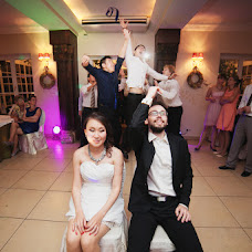 Wedding photographer Tomasz Knapik (knapik). Photo of 28.02.2015