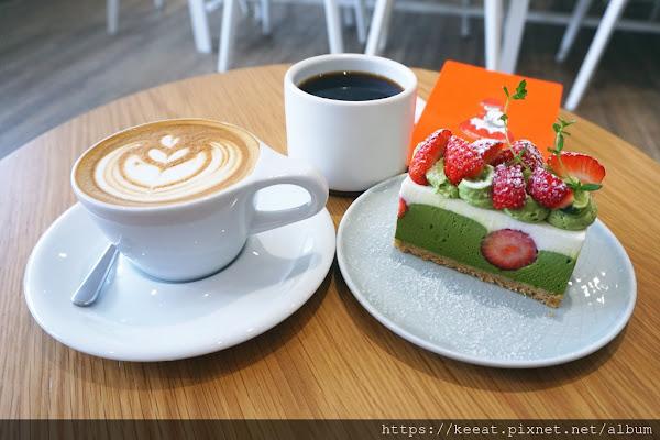 觀光客也很愛的咖啡廳 北門美景就在眼前呀-MKCR山小孩咖啡@北門站@忠孝西路