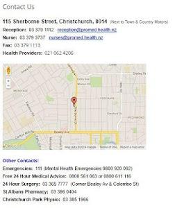 ProMed Doctors & Pharmacy screenshot 0