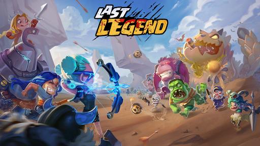 Télécharger Heroes Legend: Idle RPG apk mod screenshots 5