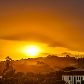 Sunset in Pennington kzn by Lainey Anne-Photography - Uncategorized All Uncategorized