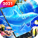 Aquarium Fish Live Wallpapers & Themes icon