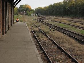 Photo: Budzę się tuż przed 07. Zapowiada się słoneczny dzień. Szybko się zbieram i ruszam ku stacji kolejowej.