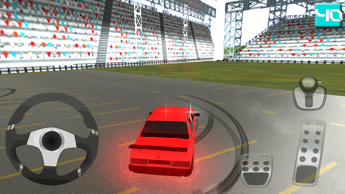 Modifieded Sahin Drift Show - screenshot