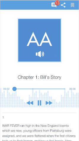 AA Big Book Audio Screenshot