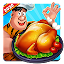 Cooking Madness: Restaurant Chef Ice Age Game Icon