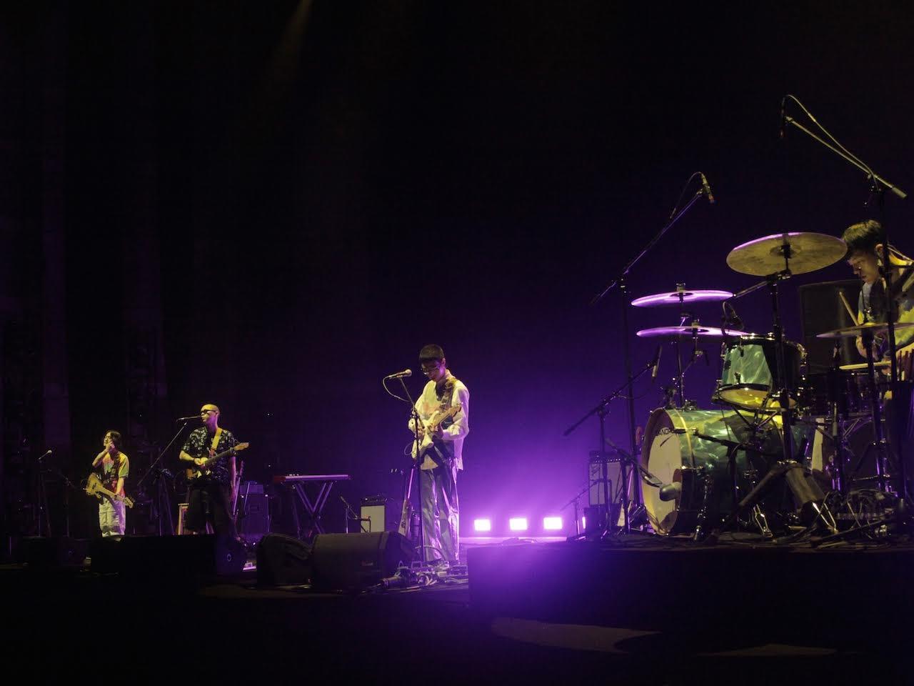 【迷迷現場】南韓樂團 HYUKOH 台北開唱 挺同婚「無論是什麼形式的愛都值得獲得幸福」