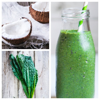 Coconut Kale Smoothie