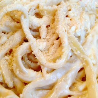 Crock Pot Chicken Fettuccine Alfredo