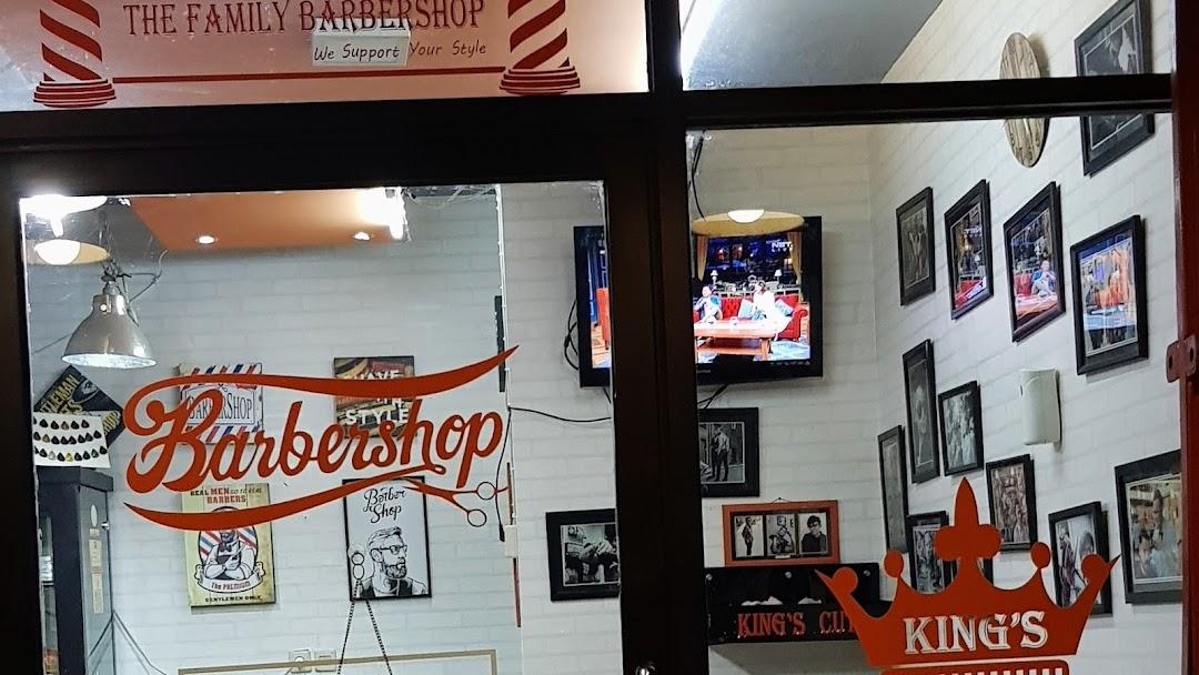 Gambar Banner Barbershop Terbaru - desain spanduk kreatif