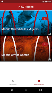 Madrid city of women- screenshot thumbnail