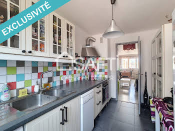 Appartement 3 pièces 55 m2