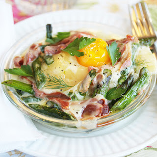 """Croque-Madame"" Brunch Gratin"