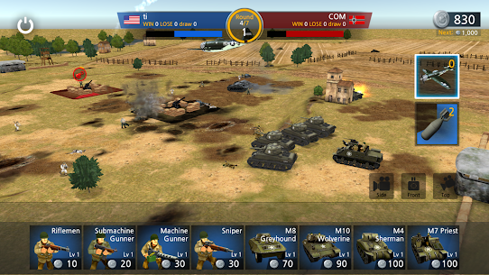 WW2 Battle Front Simulator  Apk Download For Android and Iphone 2
