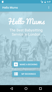 Hello Mums- screenshot thumbnail