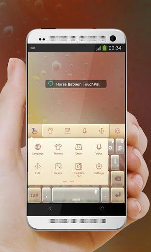 免費下載個人化APP|馬狒狒 TouchPal 皮膚Pífū app開箱文|APP開箱王