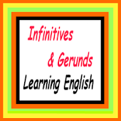 ENGLISH GERUND and INFINITIVE