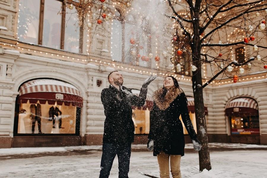 Свадебный фотограф Кристина Лебедева (krislebedeva). Фотография от 15.02.2018