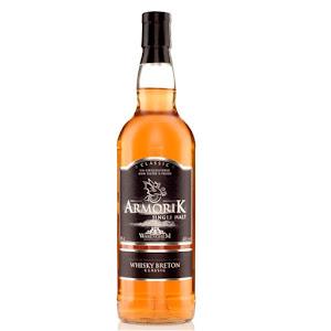 armorik single malt Whisky breton classic double matured Julhès