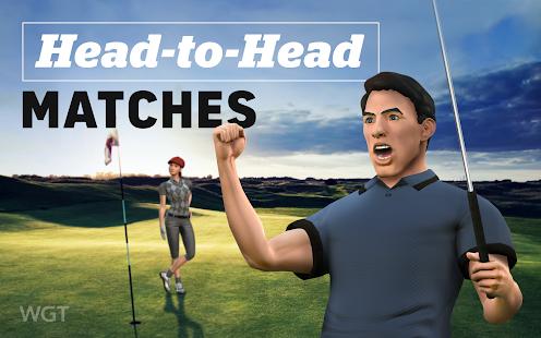 WGT Golf Game by Topgolf Screenshot