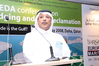 Photo: Najeb khalifa Alsada Assisstant Deputy Chief Executive Shipping & Transport Affairs, Qatar Navigation, Qatar