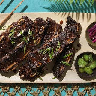 Beef Short Ribs Teriyaki Recipes