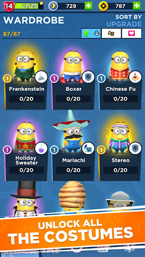 Minion Rush: Despicable Me Official Game apkpoly screenshots 2