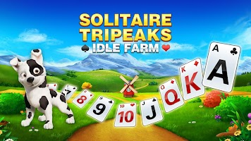 Solitaire Tripeaks: Idle Farm