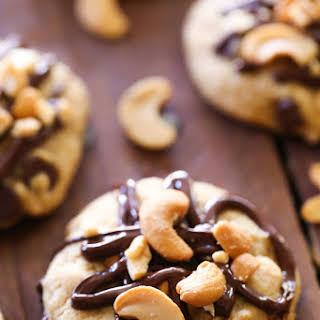Cashew Cookies.