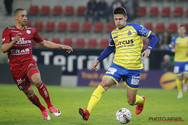 Officiel : Waasland-Beveren voit l'un de ses joueurs rejoindre définitivement la Croatie