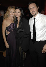 Photo: Sheryl Crow, Courteney Cox Arquette and David Arquette