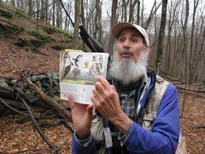 Photo: Greenwich Audubon naturalist Ted Gilman.