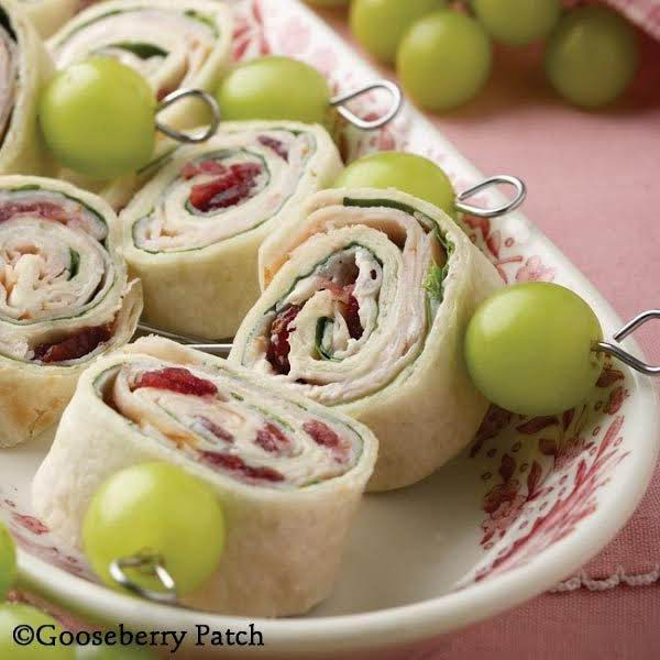 Thanksgiving Roll-ups Recipe