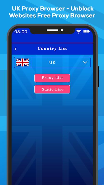 Download UK Proxy Browser - Unblock Websites Free Proxy APK latest