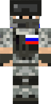my russian solider