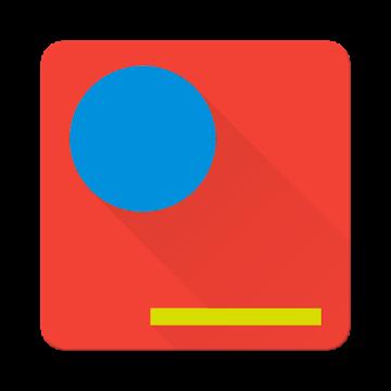 Paddle Ball logo