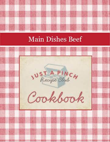 Main Dishes Beef