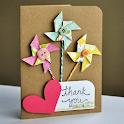 Handmade Greeting Cards icon
