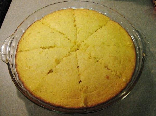 Baked Corn Bread Recipe