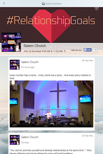 Salem Church NYC- screenshot thumbnail