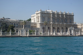 Photo: Domabahce Palace