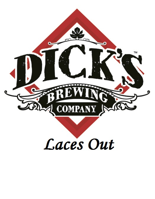Logo of Dick's Laces Out Stout