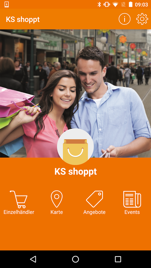 KS shoppt – Screenshot