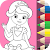 Princess Coloring Book file APK for Gaming PC/PS3/PS4 Smart TV