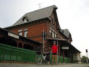 Photo: Bad Suderode u podnóża Harcu.