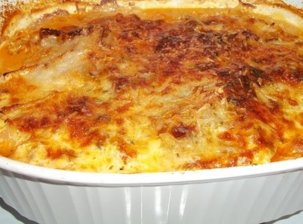 Leave the casserole sit for about 15 minutes for cabbage to absorb back some...