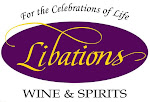 Logo for Libations Wine & Spirits